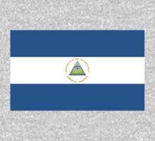 Nicaragua Flag by cadellin