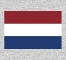 Netherlands Flag by cadellin