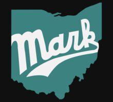 Script MARK Ohio (Black) T-Shirt