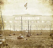 Fenway On The Harbor by Kelly Letky