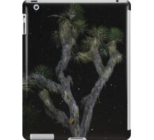 Joshua Tree on a Starry Night iPad Case/Skin