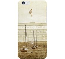 Fenway On The Harbor iPhone Case/Skin