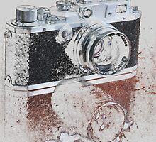 Vintage Camera by BAADesign