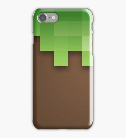 Minecraft Grass iPhone Case/Skin
