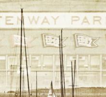 Fenway On The Harbor Sticker
