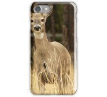 I hunt with a Nikon! iPhone Case/Skin