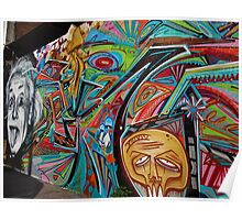 graffiti art II Poster