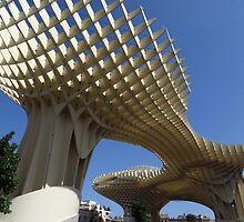 Metropol Parasol, Sevilla by wiggyofipswich