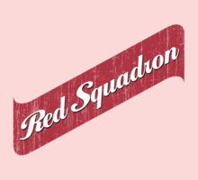 Red Squadron Beer  Kids Clothes