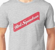 Red Squadron Beer  Unisex T-Shirt