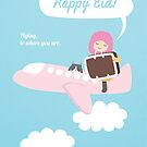 Fly Home for Eid by SpreadSaIam