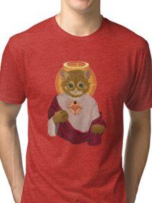 Savior of the Internets Tri-blend T-Shirt