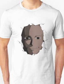 Creepy Saitama One Punch Man Found You T-Shirt
