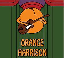 Orange Harrison by LittleSister