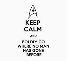 Keep Calm and Star Trek Unisex T-Shirt