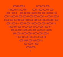 Binary Love Kids Tee