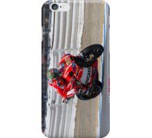 Nicky Hayden at laguna seca 2013 iPhone Case/Skin