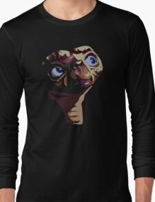ET The Extra Terrestrial Long Sleeve T-Shirt
