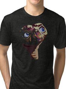 ET The Extra Terrestrial Tri-blend T-Shirt
