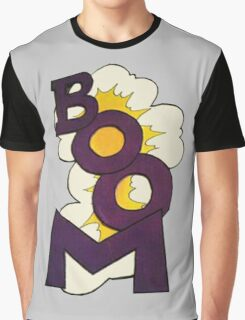 Boom! Graphic T-Shirt