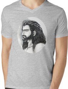 thorin Mens V-Neck T-Shirt