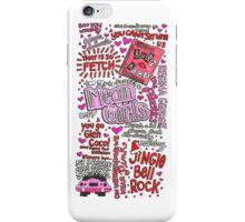 Mean Girls Collage iPhone Case/Skin