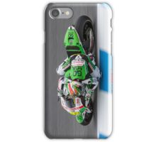 Alvaro Bautista at laguna seca 2013 iPhone Case/Skin