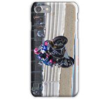 Aleix Espargaro at laguna seca 2013 iPhone Case/Skin