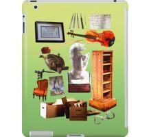 Objects of Elementary iPad Case/Skin