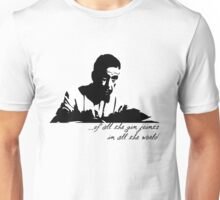 Of all the gin joints Unisex T-Shirt