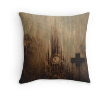Elevations From Dystopia 1 Throw Pillow
