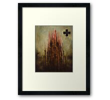 Elevations From Dystopia 2 Framed Print