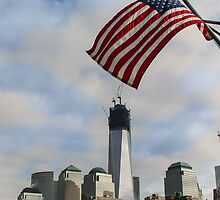 One World Trade Center, Manhattan, New York by storm1313