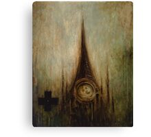 Elevations From Dystopia 4 Canvas Print