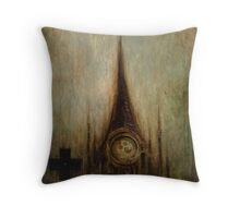 Elevations From Dystopia 4 Throw Pillow