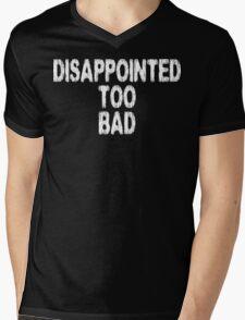 Funny Marijuana Mens V-Neck T-Shirt