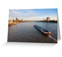 Cologne, Germany Greeting Card