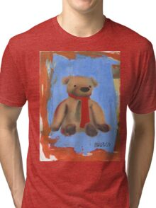 Big Ole' Teddy Tri-blend T-Shirt