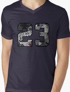 Michael Jordan #23 Mens V-Neck T-Shirt