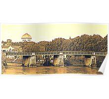ROMAN LANDSCAPE Poster