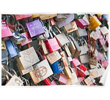 Lover's Locks Poster
