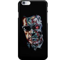 Half Arnold iPhone Case/Skin