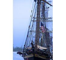Tall Ship Mass  Photographic Print