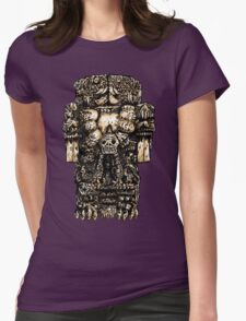 Coatlicue Womens Fitted T-Shirt