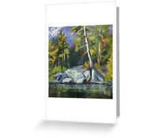 Storm Watcher Greeting Card