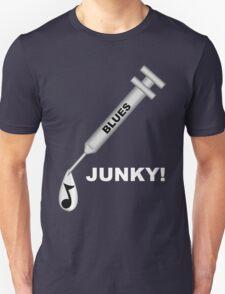 Blues Music 1W Unisex T-Shirt