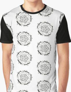 Star Flower Graphic T-Shirt