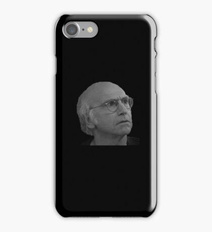 Larry David Stare iPhone Case/Skin