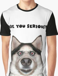 Funny dog Graphic T-Shirt