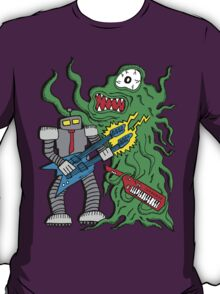 Robot Monster Power Jam T-Shirt